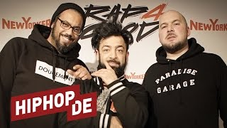 Kool Savas & Samy Deluxe: Rap4Good, miese Rapper & A&Rs, Kritik, Liveshows uvm. (Interview) #waslos