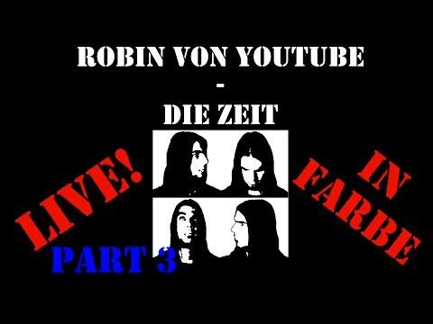 Robin - Die Zeit (originaler Song, livelooping, a cappella)