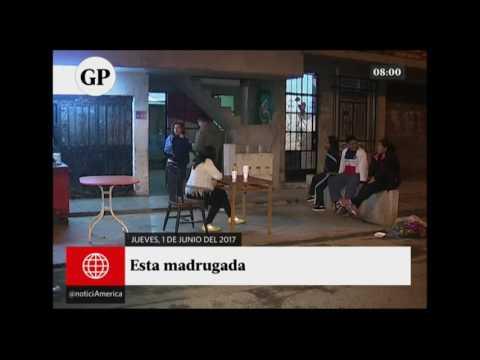 América Noticias - Primera Edición - Titulares 01-06-2017