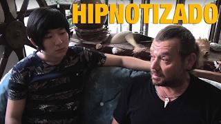 FUI HIPNOTIZADO! COM PYONG LEE   PARTE 2   RICHARD RASMUSSEN