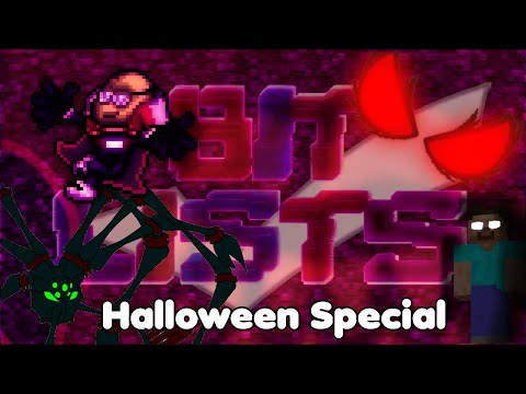 Top 9 Greatest Halloween Tropes in Video Games -Bit Lists (Ep. 2)
