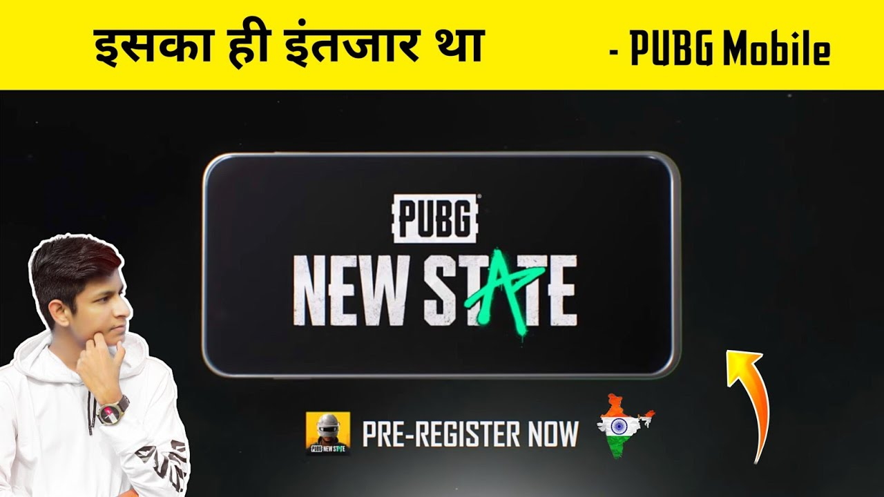 🇮🇳 Finally PUBG Mobile India Version Is HERE - PUBG Mobile New State - Legend X
