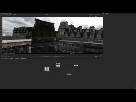 Nuke102 37  360˚ VR Compositing   Retouching 3d Environment