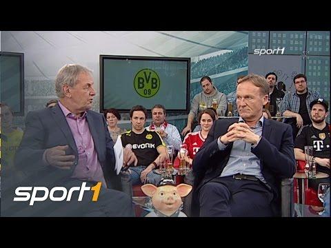 Bayern-Bonus? Das Sagt Hans-Joachim Watzke | SPORT1 DOPPELPASS