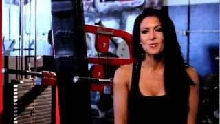 Amanda Latona Olympia 2012 Pre-Contest Interview