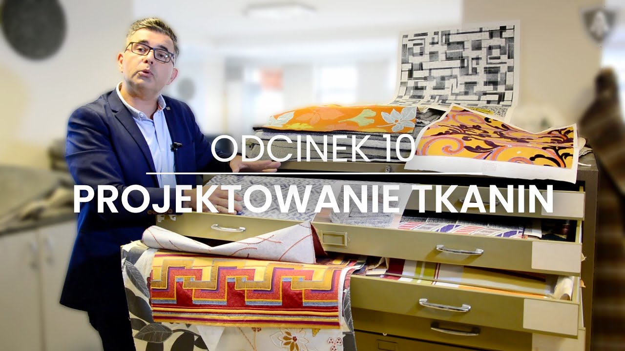 Projektowanie tkanin - odcinek 10 - Akademia Toptextil