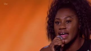 georgina panton simon says the best performance so far bootcamp the x factor uk 2017