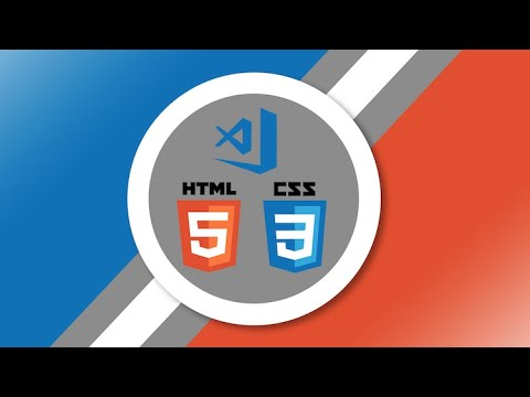 HTML5 And CSS3 From Scratch With VS-CODE