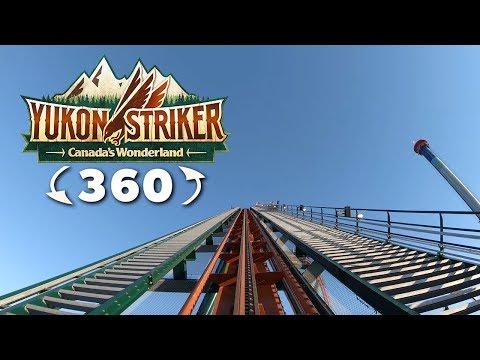 Official 360 POV - Yukon Striker - Canada's Wonderland