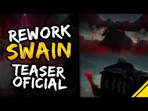 REWORK SWAIN - TEASER OFICIAL   Noticias League Of Legends LoL
