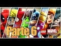 LEGO Marvel Super Heroes - Parte 6 - Español