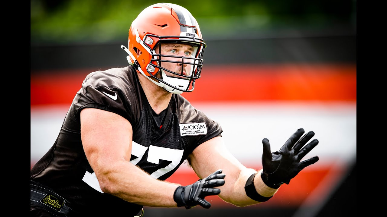 Wyatt Teller Has Earned Himself a New Contract With the Browns - Sports 4 CLE, 4/6/21