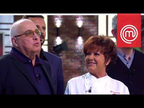 Osvaldo, il marito di Orietta Berti, a Celebrity MasterChef Italia 2