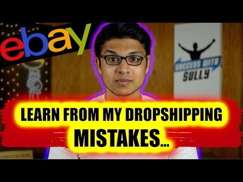 What you NEED to Know Before Dropshipping on eBay! - eBay Dropshipping for Beginners