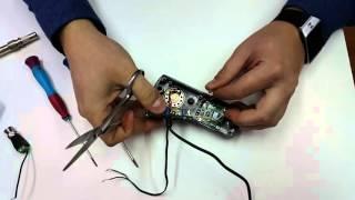 ''Прихована'' відеокамера своїми руками. Інструкція.
