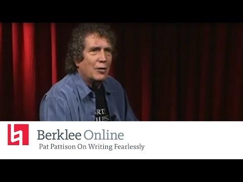 Berklee Online Interview: Pat Pattison On Writing Fearlessly