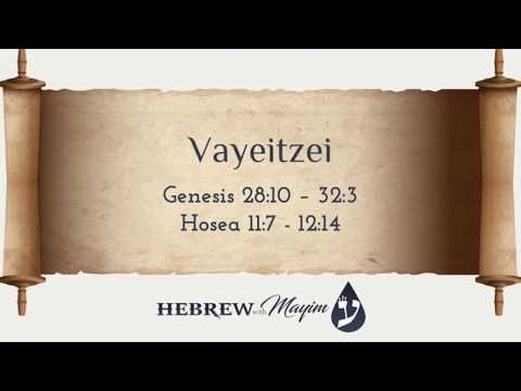 07 Vayeitzei, Aliyah 5 - Learn Biblical Hebrew