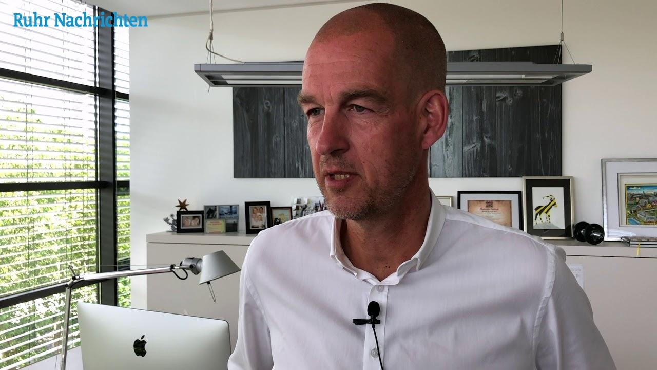 RN-Fragenhagel mit BVB-Geschäftsführer Carsten Cramer