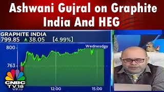 Ashwani Gujral on Graphite India And HEG  | 7th June | CNBC TV18