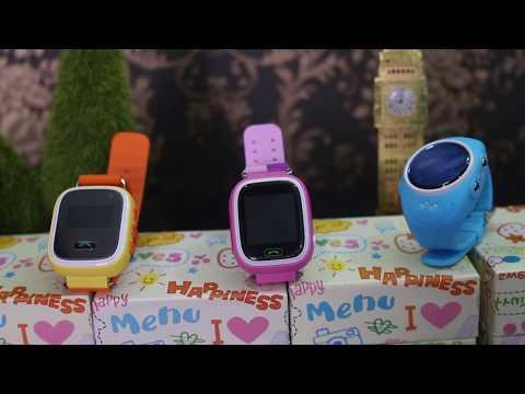 Đánh giá 5 mẫu đồng hồ định vị trẻ em chất lượng tốt:Q50, Q520, Q523, Q526, Q530