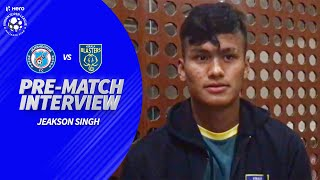 Jeakson Singh Talks About His Experience With The Indian Arrows | Hero ISL 2019-20