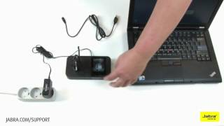 Manufacturer Video of the How to setup Jabra PRO 9460_70 headsets