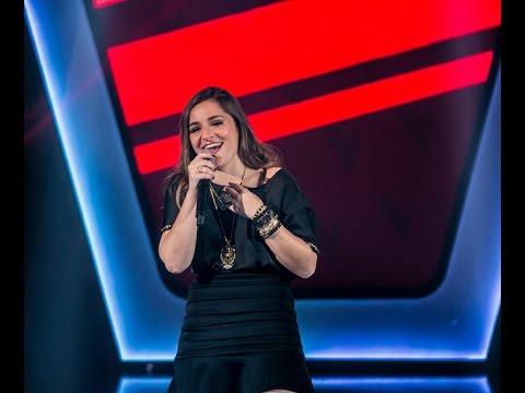 Franciele Karen canta 'Real Love' no The Voice Brasil - Audições | 4ª Temporada