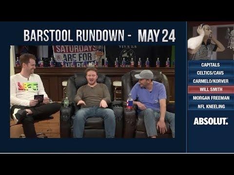 Barstool Rundown - May 24, 2018