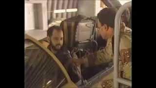 Gambar cover مقابلة عام 1990 مع الرائد طيار/ فياض الرويلي (القائد السابق للقوات الجوية السعودية )