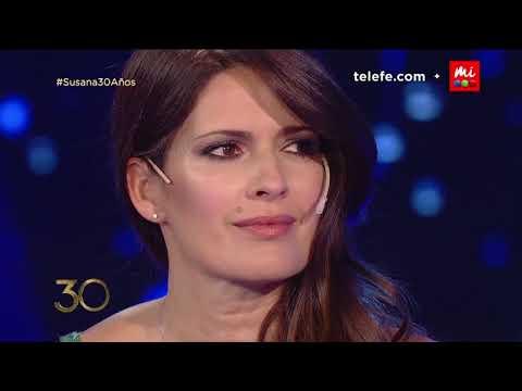 Isabel Macedo lloró con su carta para Urtubey - Susana Giménez thumbnail