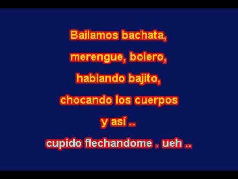 bailamos bachata merengue bolero
