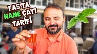 Fas'ın Ünlü Nane Çayı Tarifi!