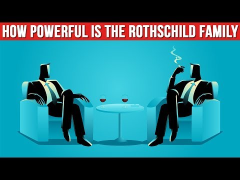 Why Rothschild Family is Not As Rich As You Think
