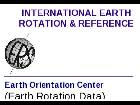 International Earth Rotation and Reference Systems Service