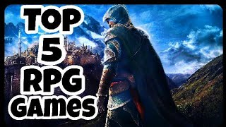 5 Extreme  RPG Games (Android/ios)