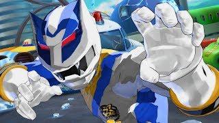 Dragon Ball FighterZ - Power Rangers vs Ultraman, Kamen Rider, Lord Drakkon MODS Gameplay (4k 60fps)