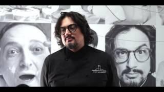 Alessandro Borghese a Magione per l'evento 'A porte aperte' di Cancelloni food service