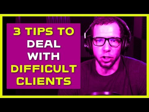 Three Tips To Deal With Difficult Freelance Clients