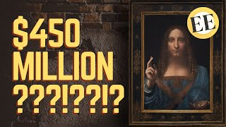 The Economics Of The Art Market: Why This Painting Isn't Worth $450 Million
