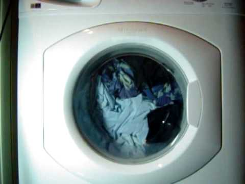 hotpoint wt960 washing machine load 12 bedding start youtube. Black Bedroom Furniture Sets. Home Design Ideas