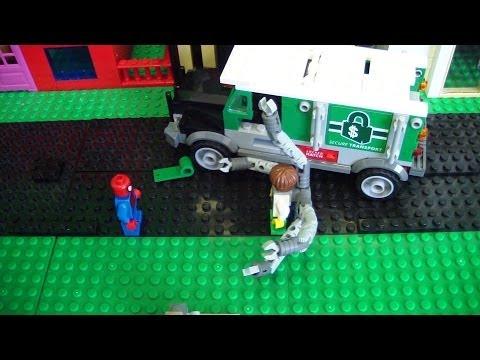 Lego Совершенный Человек-паук 3 серия (Lego Ultimate Spider-man)