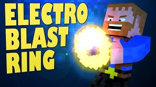 Minecraft Mods ★ ELECTRO-BLAST RING ★ Crazy Craft 2 [Ep.12]