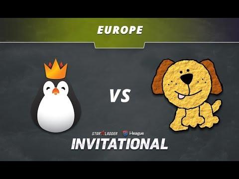Team Kinguin vs Team Doggie vod