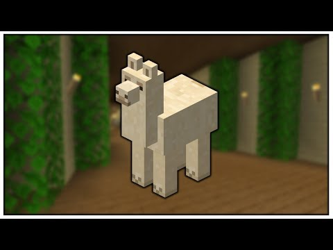 Being Abused By Llamas (Minecraft Funny Moments)