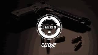 """AZET x ZUNA x NASH x MIAMI YACINE """"Type Beat"""" - CLIQUE (prod. by LARKIN)"""