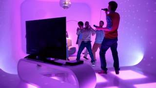 Wii U   SiNG PARTY Launch TV Commercial