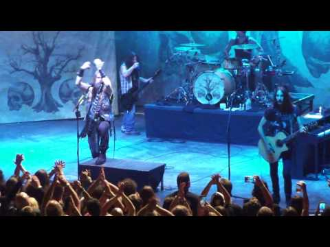 Zakk Wylde Yesterday's Tears + Between Heaven and Hell 15.07.16 The Plaza Live Orlando