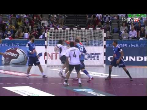 FRANCE VS ARGENTINE  Handball IHF World Championship QATAR 2015