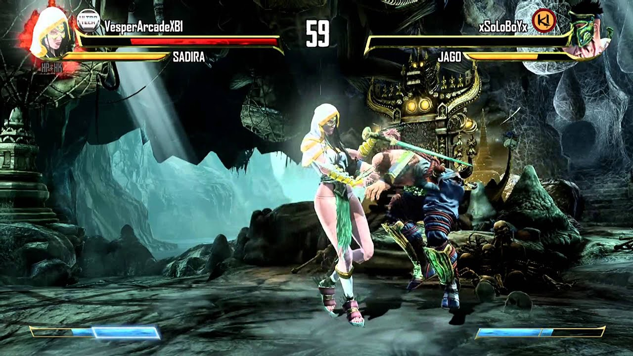 VA Killer Instinct Ranked Matches 10