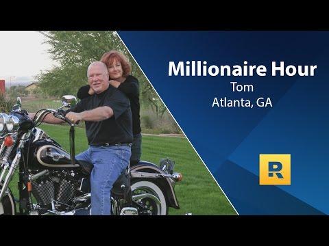 Millionaire Theme Hour - Tom from Atlanta, GA
